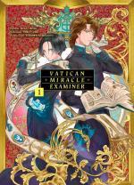 Vatican Miracle Examiner, La série événement tirée des romans à succès sur les enquêteurs du Vatican