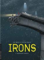 Un genre nouveau : le thriller architectural.  Irons 1- Ingénieur-conseil