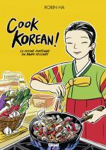 La cuisine coréenne, Robin Ha nous la rend accessible en BD
