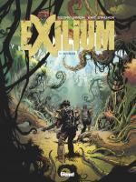 Exilium, Sur Terre, l'homme a réussi à dominer la nature. Ici, c'est plutôt l'inverse.