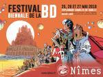 Jean-Claude Mézières président d'honneur du festival BD de Nimes