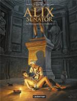 Complots, amours et secrets pour des hommes et des dieux. Alix Senator 7 – La puissance et l'éternité