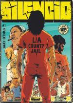 Waxx publie son premier comics, Silencio en librairie le 30 mai