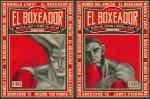 Manolo Carot et Rubén Del Rincon font la paire de gants de boxe dans un face-à-face uppercut à la puissance magistrale