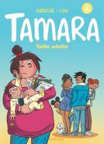 Taille adulte: je parle en hauteur et non pas en largeur ! Taille adulte Tamara T.16