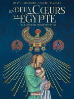 Makyo et sa bande italienne font un bond dans le temps pour raviver la flamme de l'Égypte, la fièvre dévastatrice aussi