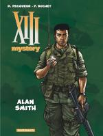 Entre hommage et parodie. XIII Mystery 12 – Alan Smith