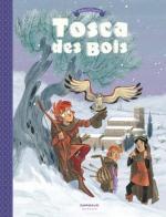 Tiens-toi bien, Robin, voilà Tosca.  Tosca des Bois 2