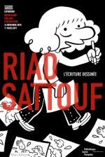 Exposition Riad Sattouf, l'écriture dessinée à la Bibliothèque publique d'information