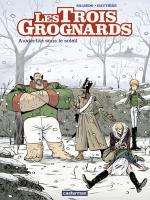 Descendants d'Astérix et Obélix, les Grognards d'Hautière et Salsedo sont trois têtes brûlées bien givrées sur un lac gelé