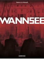 Fabrice Le Hénanff infiltre Wannsee et les coulisses de la solution finale : « le papier devait rester marqué, la couleur l'imprégner pour en faire resurgir les fantômes »