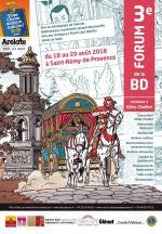 3éme Forum de la BD à Saint-Rémy-de-Provence