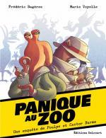 Mutations animalières et troubles de la personnalité, Panique au zoo chamboule à fond la faune de tout poil, à en rendre zinzin Darwin