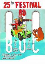 25eme édition du festival BD de Buc