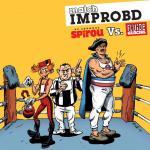 Match Impro BD - Spirou vs Fluide Glacial: le clash !