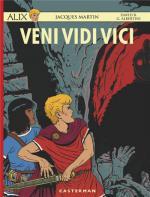 David B et Giorgio Albertini, alix : Veni Vidi Vici en expo au CBBD