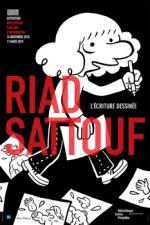 L'écriture dessinée, une expo de Riad Sattouf
