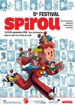 Édition 2018 du Festival Spirou à Bruxelles