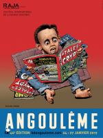 FIBD Angoulême 2019, le festival s'affiche