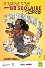 Édition 2018-2019 du concours de la BD scolaire