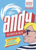 Typex présente Andy Warhol dans la Gallery du Musée de la BD