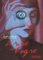 Le rire de l'ogre par Sandrine Martin: superbe adaptation du roman de Pierre Péju chez Casterman