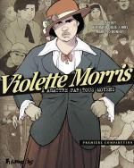 Une guerre, y a pas mieux pour faire disparaître des gens.  Violette Morris, à abattre par tous les moyens 1- Première comparution.