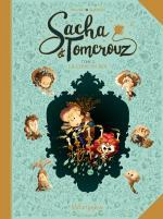 Sans Jacquouille mais avec Tomcrouz, Sacha prend un portoloin et joue les visiteurs dans le Versaille de Louis XV et c'est génial, messire !