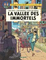 Aventure en jaune et êtres innommables, mais dans…  Blake et Mortimer 25 – La vallée des immortels 1.