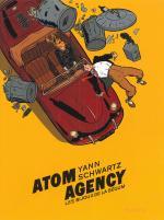 Exposition au Musée de la Bande dessinée Gallery d'Atom Agency