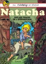 5 albums du dernier tome de Natacha à gagner !