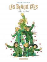 Les beaux étés, même en hiver, Zidrou et Jordi Lafebre sont toutes saisons et éclairent un peu plus notre Noël