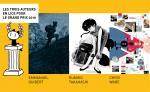 FIBD Angoulême, Les auteurs et autrices en lice pour le Grand Prix