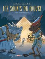 Après les chats de Matsumoto…  Les souris du Louvre 1- Milo et le monde caché