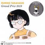 Rumiko Takahashi : lauréate du Grand Prix 2019