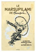 Un bel écrin pour la plus belle création.  Le Marsupilami de Franquin – Intégrale Version originale