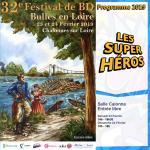 32è édition du Festival Bulles en Loire à Chalonnes