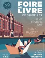Programme Dargaud à la Foire du Livre de Bruxelles