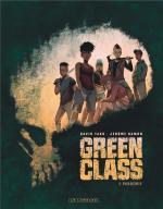 Seuls contre un virus.  Green Class 1—Pandémie