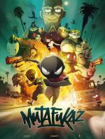 Mutafukaz : sortie en DVD, BLU‐RAY et VOD le 20 FÉVRIER