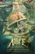 Expo Benjamin Lacombe pour les Deux Alice