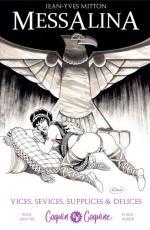 Messalina nouveau format Comics chez Original Watts