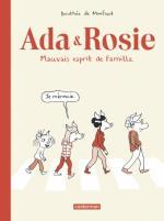 Ada et Rosie : Dorothée de Monfreid, une expo au CBBD