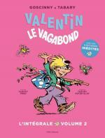 Dans le baluchon le plus précieux du monde, il y a …  Valentin le vagabond – Intégrale 2