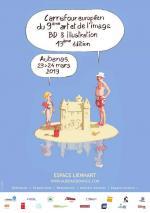 Festi'BD AUBENAS, le Carrefour Européen du 9ème Art et de l'Image