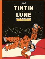 Tintin et la lune: 25 mars 1953 début de l'aventure signée Hergé