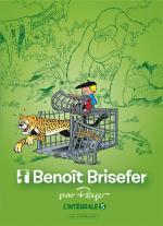 Montgolfière, paparazzi et safari pour les dernières aventures du gamin de Vivejoie-la-Grande.  Benoît Brisefer – Intégrale 5
