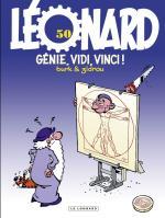 Même Vitruve a son disciple.  Léonard 50 - Génie, vidi, Vinci !
