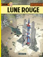Space run Lefranc T.30 Lune Rouge