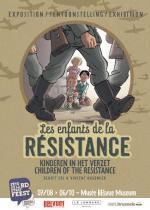 Exposition Parcours Les enfants de la résistance au BELvue Museum